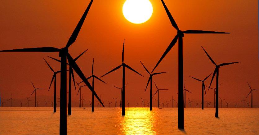 La costa orientale degli Stati Uniti è destinata a diventare il più grande parco eolico al mondo